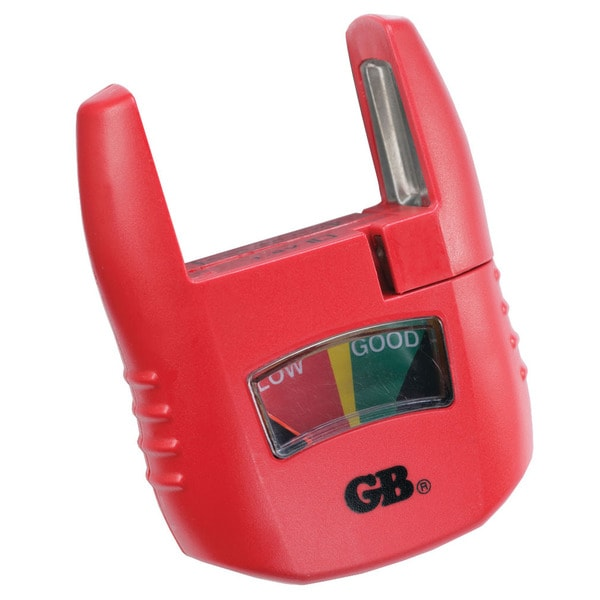 GB Gardner Bender GBT-3502 Dry Cell Battery Tester