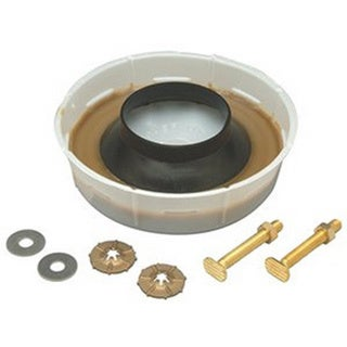 Zurn Wax Ring and Closet Bolts Kit