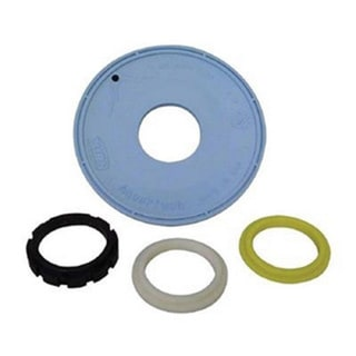 Zurn Aquaflush TPE Replacement Diaphragm With Flow Rings
