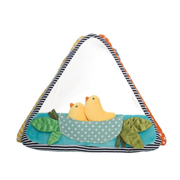 Manhattan Toy Play Pyramid Tummy-Time Toy