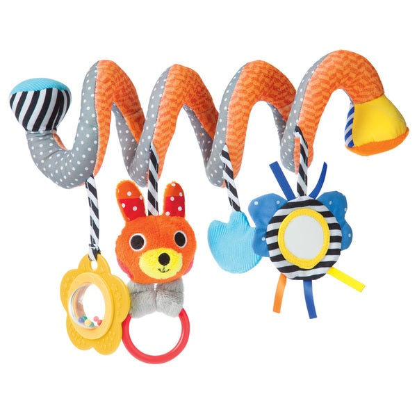 Manhattan Toy Take Along Play Activity Spiral