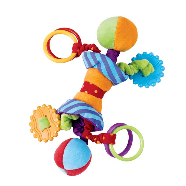 Manhattan Toy Ziggles Baby Activity Toy 18330205