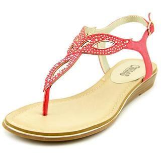 Carlos Santana Women's 'Trista' Fabric Sandals