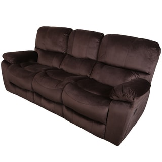 microfiber reclining sofa reviews deals prices 17329726