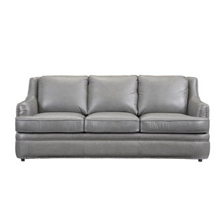 Bombay Lucasville Leather Sofa