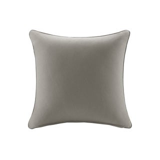Madison Park Mission Taupe Solid 3M Scotchgard Indoor/Outdoor Pillow 26-inch