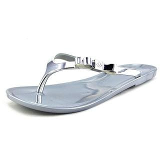 BCBGeneration Women's 'Daisies' Synthetic Sandals