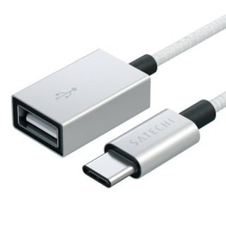 Satechi Aluminum Type-C USB 3.1 (Male) to Standard Type-A (Female) USB 2.0 Adapter
