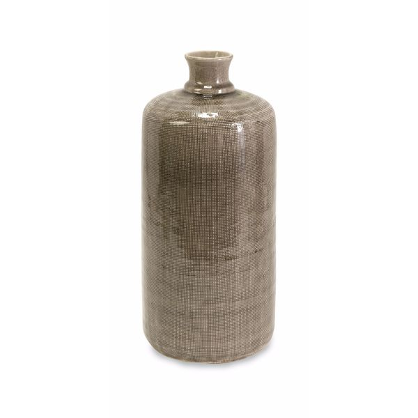 Kempton Small Grey Jar