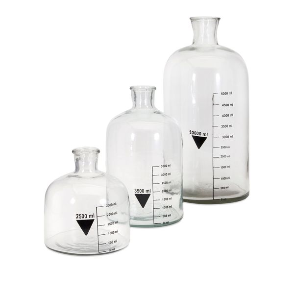 Chemistry Bottles (Set of 3)