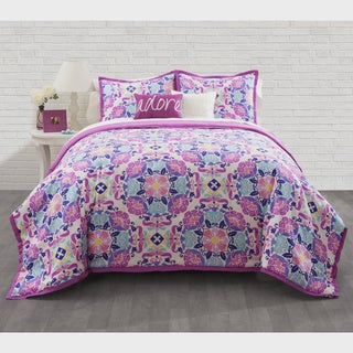 Marrakesh Medallion Comforter Set