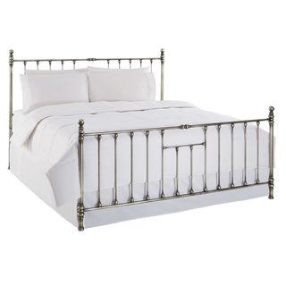 Savannah King Metal Bed