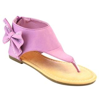 Beston Girl's Flat Sandals