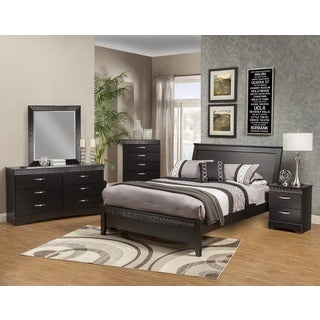 Sandberg Furniture Jolie Bedroom Set