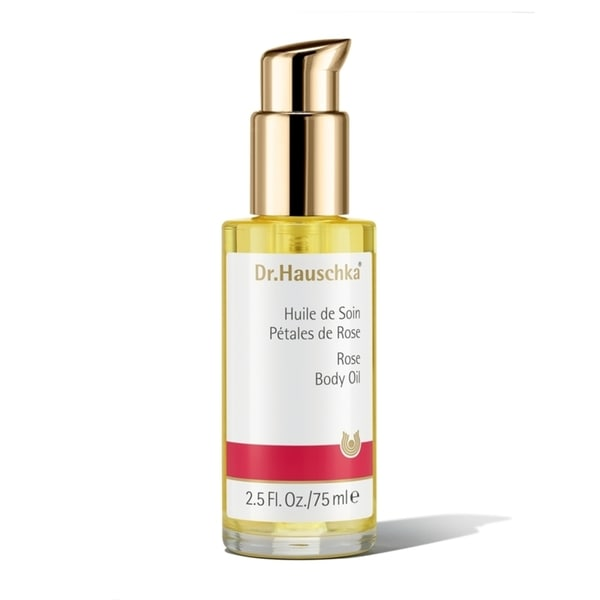 Dr. Hauschka 2.5-ounce Rose Nurturing Body Oil