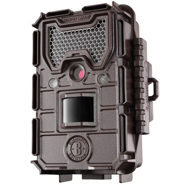 Bushnell Trophy Cam HD Essential E2 Tan 12 Megapixel Low Glow Box