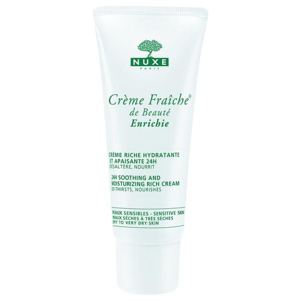 Nuxe Dry Skin Fraiche de Beaute Enrichie 1-ounce Moisturizer Creme