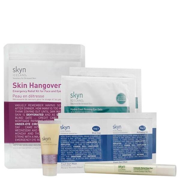 Skyn Iceland Skin Hangover Kit