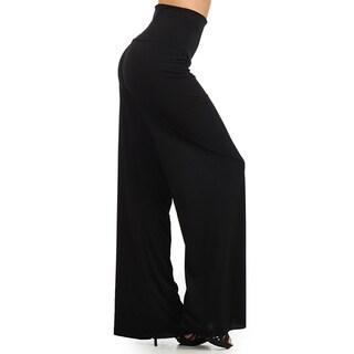 Jed Fashion Women's High-waist Wide-leg Palazzo Pants