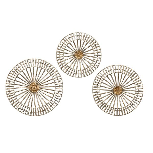 Jennings Metal Discs (Set of 3)