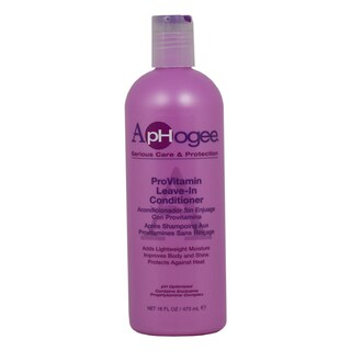 ApHogee Provitamin 16-ounce Leave-in Conditioner