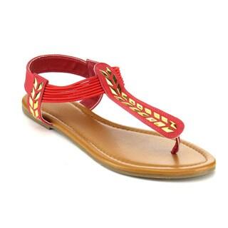 Beston Thong Studded Sandals
