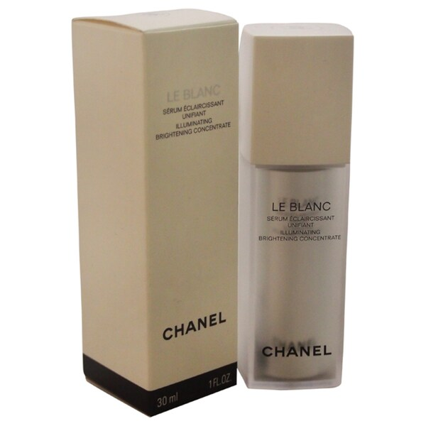 Chanel Le Blanc Illuminating 1-ounce Brightening Concentrate