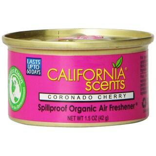 California Scents CCS-407TR MC 1.5 Oz Coronado Cherry California Car Scents