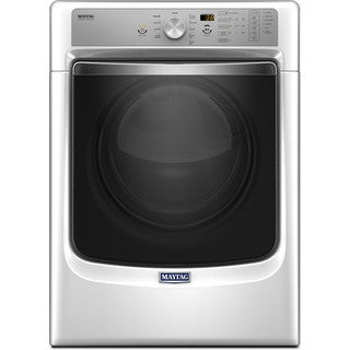 Maytag Heritage Series Laundry Pair With 4.6-cubic-foot Front-load Washer and 7.4-cubic-foot Gas Dryer