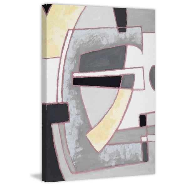"Marmont Hill - ""Jigsaw"" Print on Canvas"