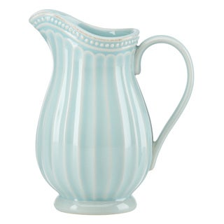 Lenox French Perle Everything Ice Blue Mini Pitcher