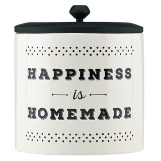 Lenox Around the Table 9-inch Canister