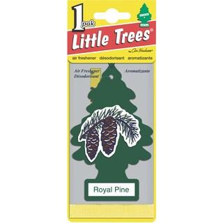 Car Freshener U1P-10101 Royal Pine Little Tree Air Fresheners