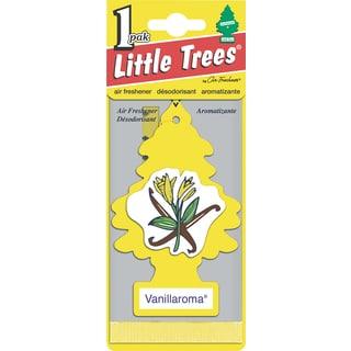 Car Freshener U1P-10105 Vanillaroma Little Tree Air Fresheners