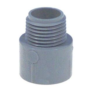 "Carlon Lamson & Sessons E943JRR 2"" Non Metallic Male Terminal Adapter Slip To Thread"