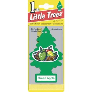 Car Freshener U1P-10316 Green Apple Little Tree Air Fresheners