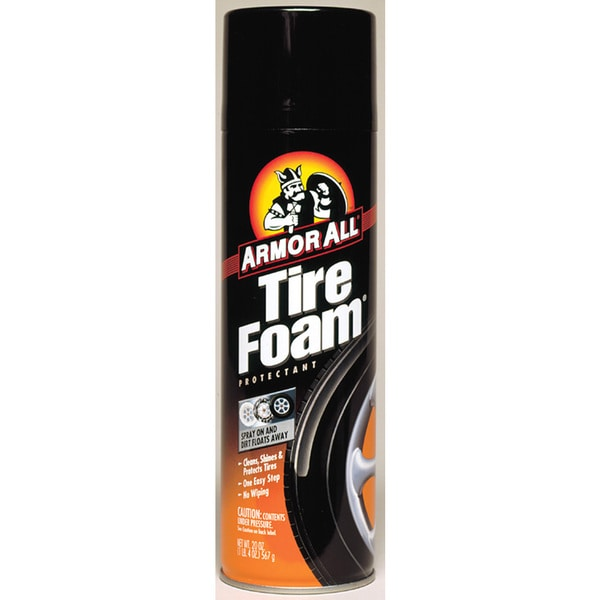 Armor All 40320 20 Oz Tire Foam