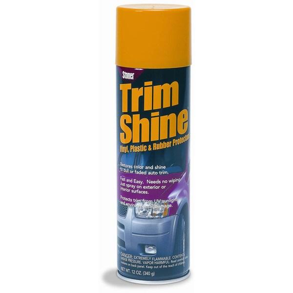 Stoner Car Care Products 91034 12 Oz Aerosol Trim Shine