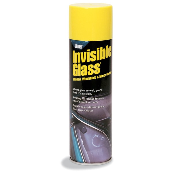 Stoner Car Care Products 91164 13 Oz Invisible Glass Cleaner