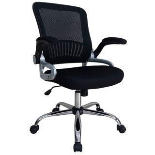 Magtec RJ-9001 Black Upholstered Office Chair