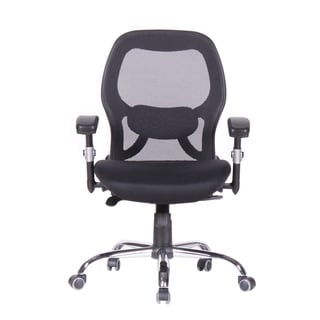 Magtec SX-w4028 Black Executive Ergonomic Office Chair