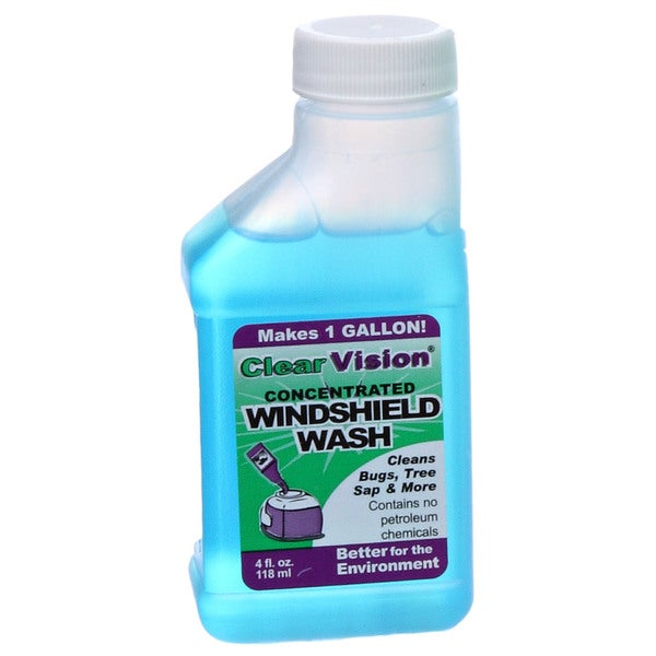 Kafko International LTD ACV0439200 4 Oz ClearVision Concentrated Windshield Wash