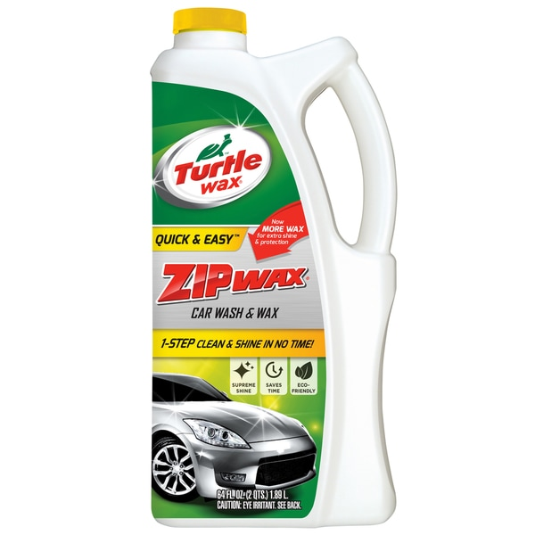 Turtle Wax T79 64 Oz Zip Wax Car Wash