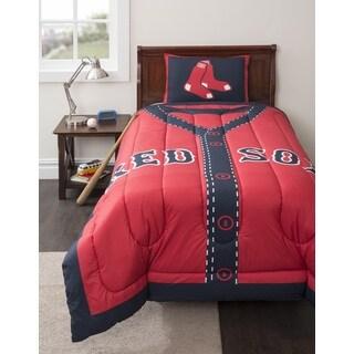 MLB Boston Red Sox Twin 2-piece Comforter Set