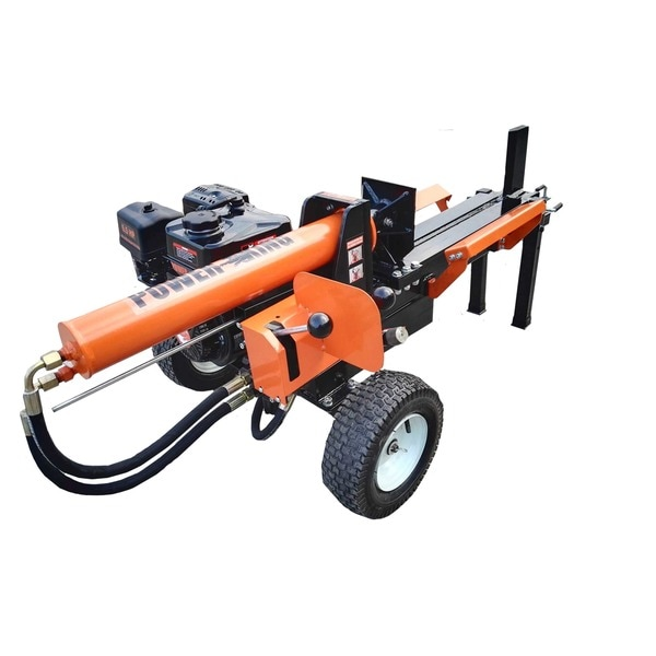PowerKing 15-ton Log Splitter