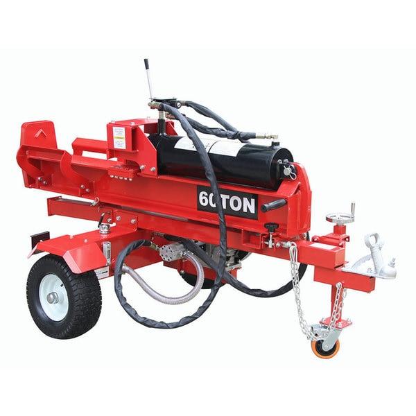 PowerKing 60-ton Horizontal/Vertical Log Splitter