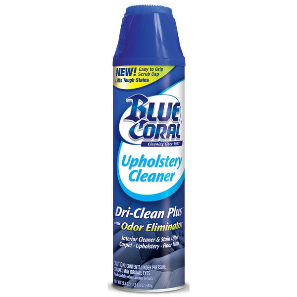 Blue Coral DC22 22.8 Oz Dri-Clean Plus Interior Cleaner & Stain Lifter
