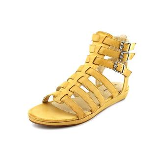 Michael Antonio Women's 'Donte' Synthetic Sandals