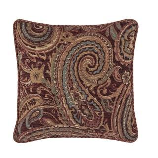 Croscill Regalia 18-inch Square Thow Pillow