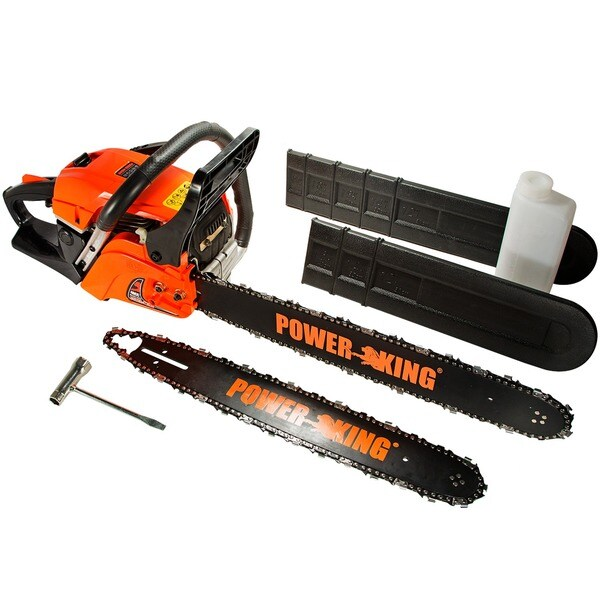 PowerKing 45CC Combo 16/20 Bar Chainsaw